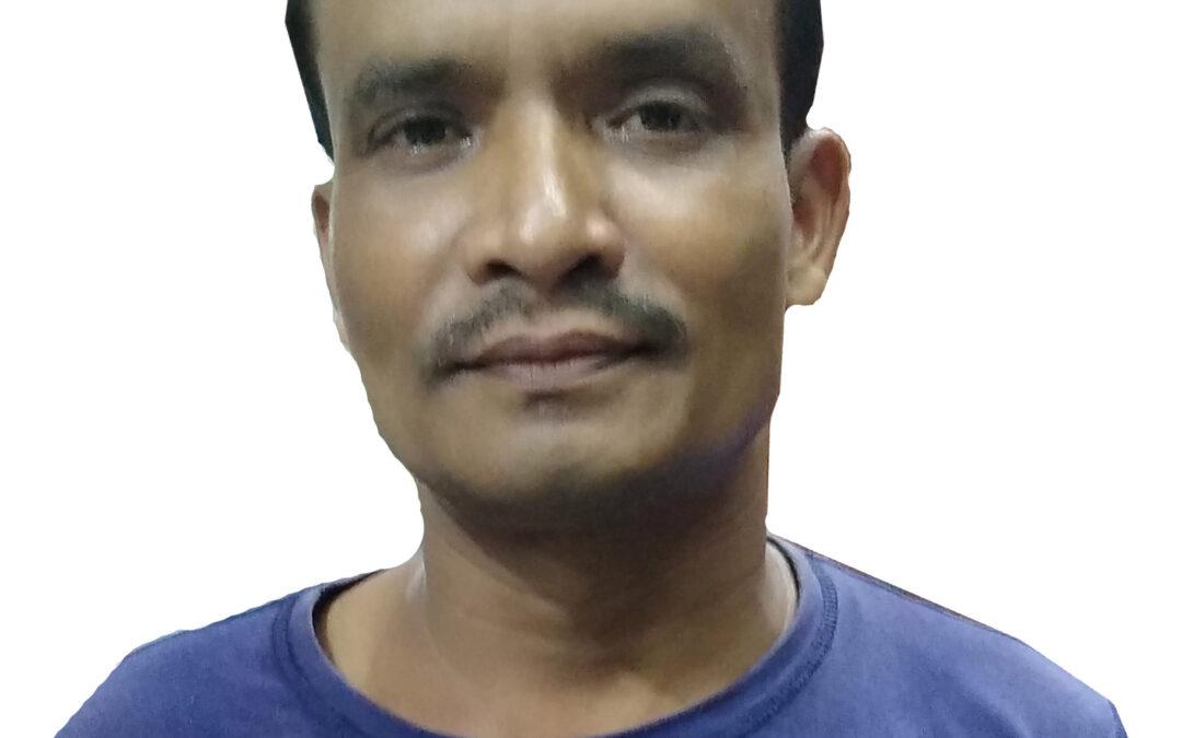Sri Ronzit Jamader